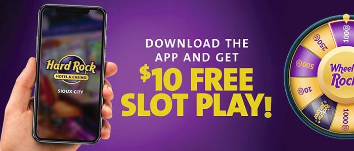 Hard Rock Casino App Bonuses