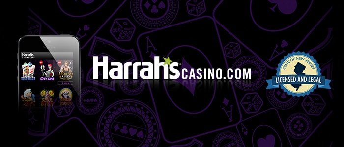 Harrah's Casino App Intro