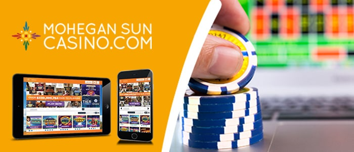 Mohegan Sun Casino App Intro