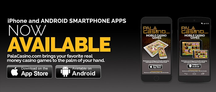 Pala Casino App Intro