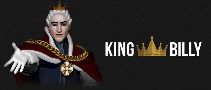 King Billy Casino App Support