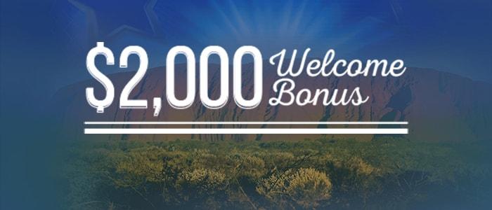 True Blue Casino App Bonus
