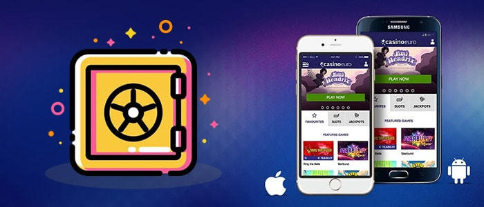 CasinoEuro App Safety