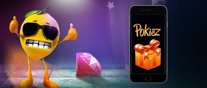 PokieZ Casino App Bonus
