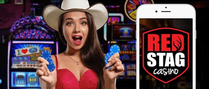 Red Stag Casino App Intro