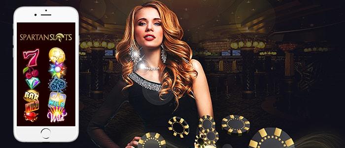 Spartan Slots Casino App Intro