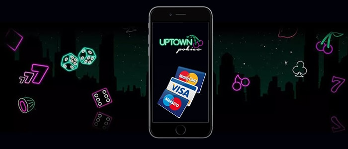 Uptown Pokies Casino App Banking