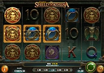Rich Wilde and the Shield of Athena Slot Theme