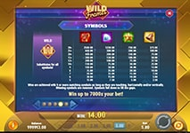 Wild Frames Slot Combinations and Jackpots