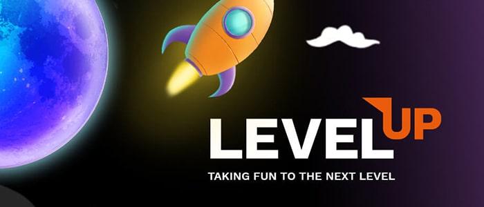 LevelUp Casino App Cover