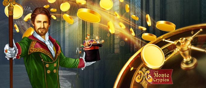 Monte Cryptos Casino App Bonus