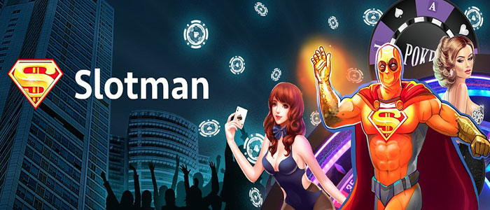 Slotman Casino App Games