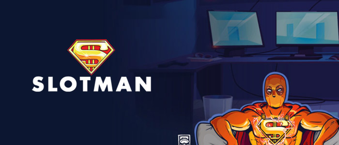 Slotman Casino App Cover