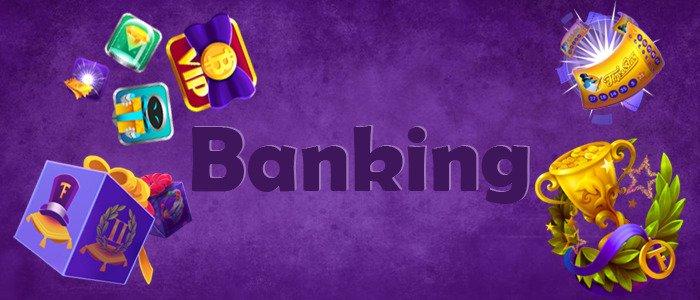 True Flip Casino Banking
