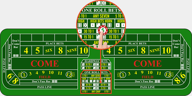 play casino online dice and roll