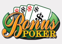 Video Poker Bonus Poker Logo