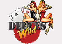 Video Poker Deuces Wild Logo
