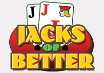 Video Poker Jacks or Better Logo