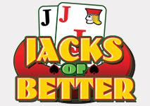 Video Poker Jacks or Better Logo