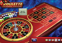 Mini Roulette Screenshot