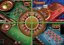 Roulette Diversity and Variations