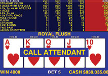 Video Poker Big Win