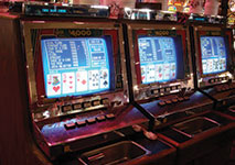 Video Poker Machine