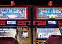 Video Poker Empty Seat at Casino