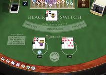 Blackjack Switch Screenshot