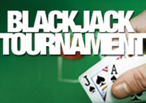 Blackjack Tournament Graphic