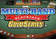 Blackjack Multi-Hand Logo
