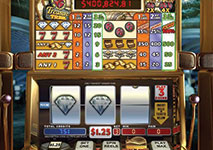 Video Technology - Treasure Trail Slot Screenshot