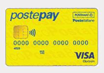 Standard Postepay Visa