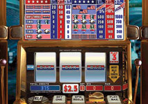 Vegas Technology - Red, White & Win Screenshot