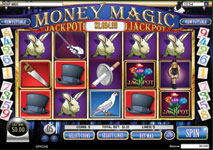 Money Magic Slot by Rival Screenshot