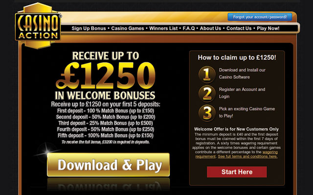 Free money when you sign up casino