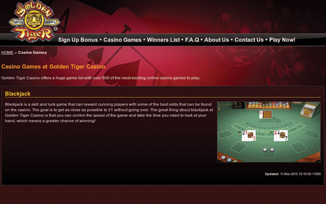 golden casino online casino online games