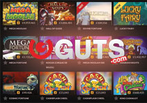 Guts Casino Games