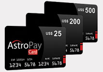 Astropay Casinos Card