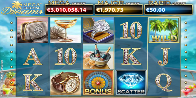 Progressive Slots – Mega Fortune Dreams