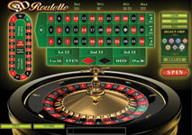 3D Roulette Screenshot