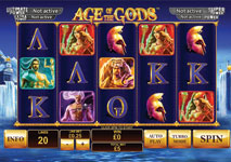 Age of Gods Slot by Playtech