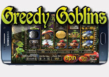 Greedy Goblins Mobile Slot