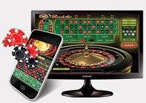 Roulette Mobile vs Desktop Photo
