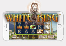 White King Slot Mobile