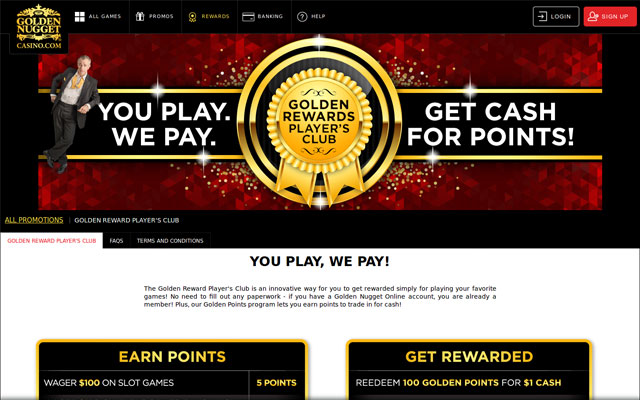 golden nugget online casino hot casino