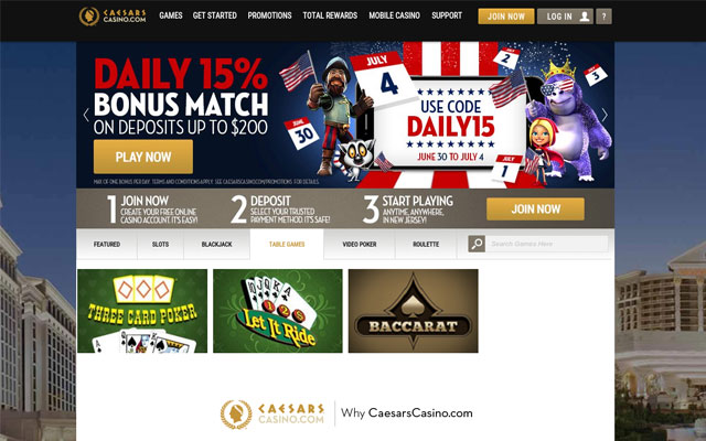 caesars casino online support