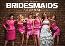 slot bridesmaids logo