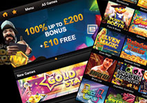 video slots casino software