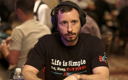 Brian Rast Leads Day 1 of Poker Masters Event #5 $100,000 NLHE